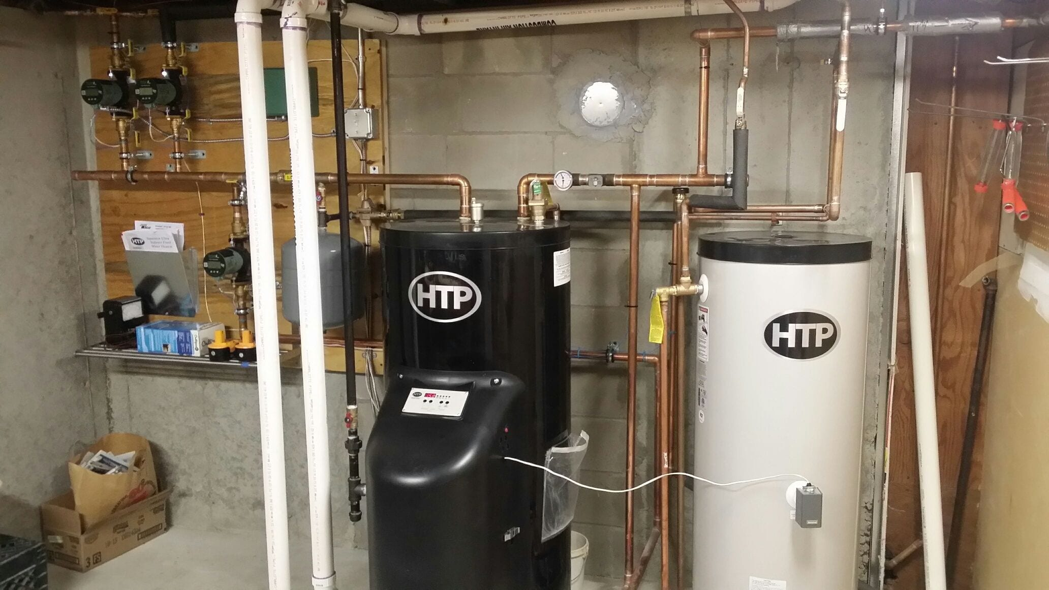 Spencer hallett plumbing heating Most efficient heating systems