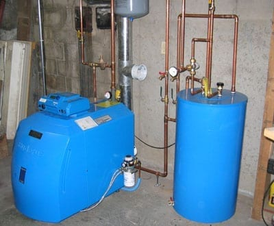 Cape Cod high efficiency boiler water heater sales installation